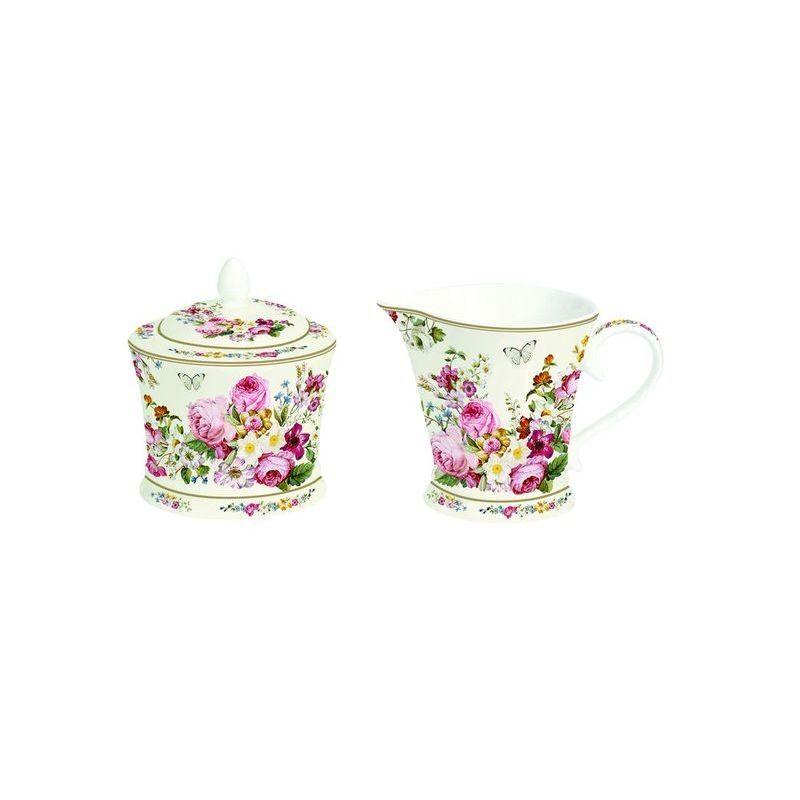 Cukiernica i mlecznik do kawy