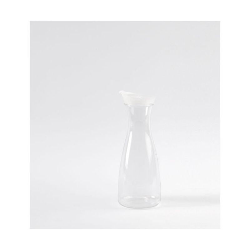 Karafka 1L, akryl, biała