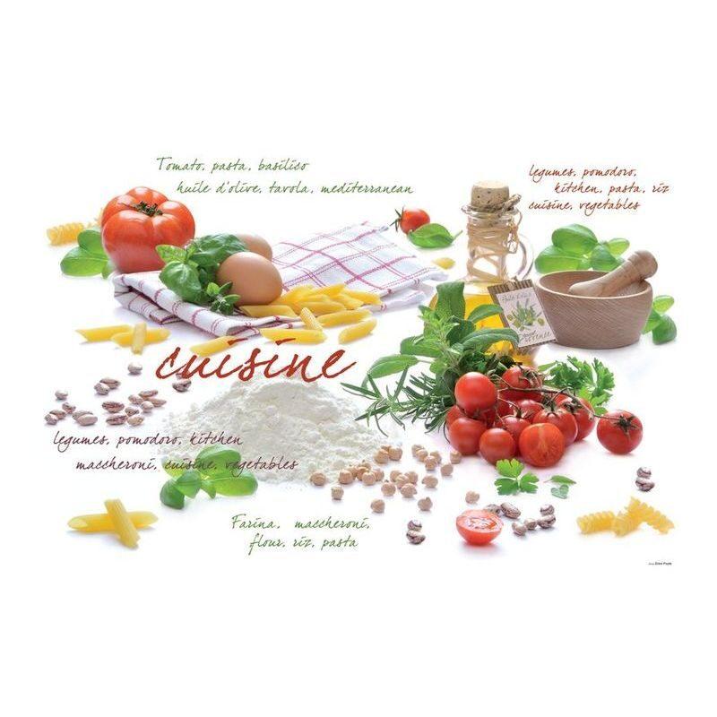 Mata stołowa z tworzywa (polipropylen)