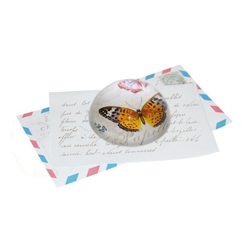 Obciążnik do papieru ze szkła