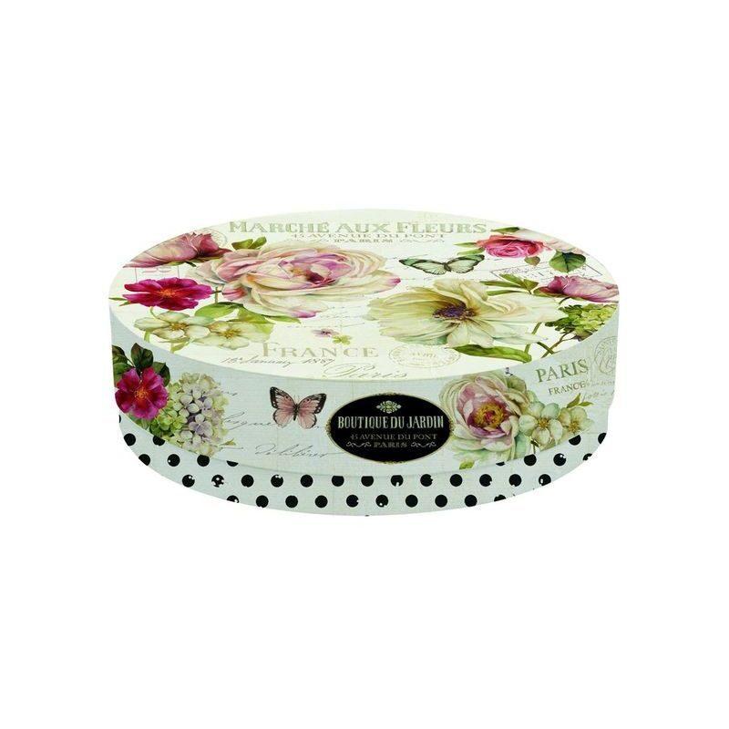 Zestaw 4 deserowych talerzy