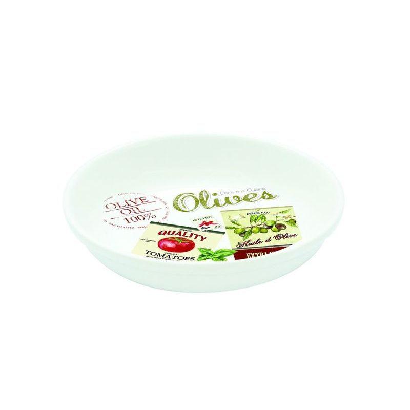 Zestaw 4 miseczek z porcelany
