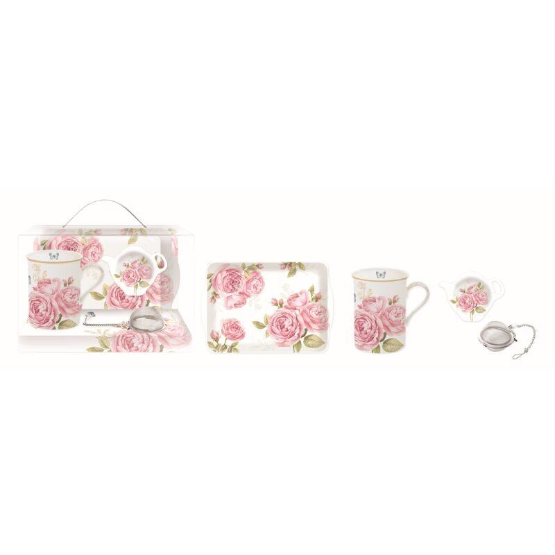 Zestaw prezentowy do herbaty